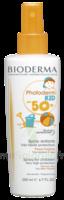 Bioderma Photoderm Kid Spf50+ Spray Fl/200ml + Gourde à BIAS