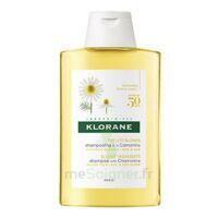 Klorane Camomille Shampooing 200ml à BIAS