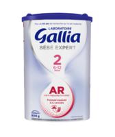 Gallia Bebe Expert Ar 2 Lait En Poudre B/800g à BIAS