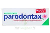 Parodontax Dentifrice Gel Fluor 75ml X2 à BIAS