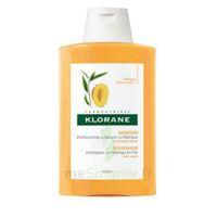 Klorane Beurre De Mangue Shampooing Cheveux Secs 200ml à BIAS