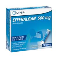 Efferalgan 500 Mg Glé En Sachet Sach/16 à BIAS
