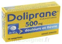 Doliprane 500 Mg Comprimés 2plq/8 (16) à BIAS