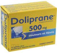 Doliprane 500 Mg Poudre Pour Solution Buvable En Sachet-dose B/12 à BIAS