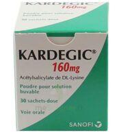 Kardegic 160 Mg, Poudre Pour Solution Buvable En Sachet à BIAS