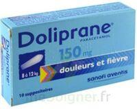 Doliprane 150 Mg Suppositoires 2plq/5 (10) à BIAS