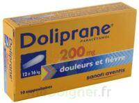 Doliprane 200 Mg Suppositoires 2plq/5 (10) à BIAS