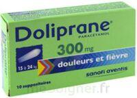 Doliprane 300 Mg Suppositoires 2plq/5 (10) à BIAS