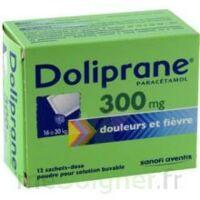 Doliprane 300 Mg Poudre Pour Solution Buvable En Sachet-dose B/12 à BIAS