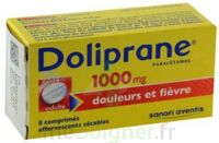 Doliprane 1000 Mg Comprimés Effervescents Sécables T/8 à BIAS