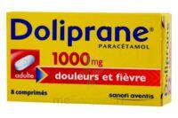 Doliprane 1000 Mg Comprimés Plq/8 à BIAS