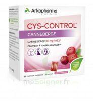 Cys-control 36mg Poudre Orale 20 Sachets/4g à BIAS