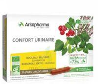 Arkofluide Bio Ultraextract Solution Buvable Confort Urinaire 20 Ampoules/10ml à BIAS