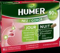 Humer Nez/gorge Jour&nuit 15 Comprimés à BIAS