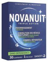 Novanuit Triple Action Comprimés B/30 à BIAS
