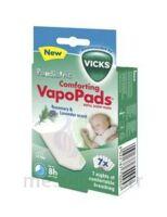 Vicks Comforting Vapopads Pediatric, Bt 7 à BIAS