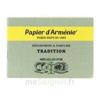 Papier D'arménie Traditionnel Feuille Triple à BIAS