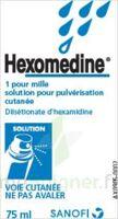 Hexomedine 1 Pour Mille, Solution Pour Pulvérisation Cutanée En Flacon Pressurisé à BIAS