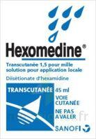 Hexomedine Transcutanee 1,5 Pour Mille, Solution Pour Application Locale à BIAS