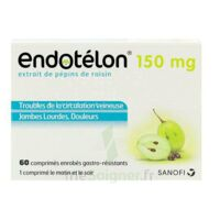 Endotelon 150 Mg, Comprimé Enrobé Gastro-résistant à BIAS