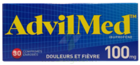 Advilmed 100 Mg Comprimés Enrobés Plq/30 à BIAS
