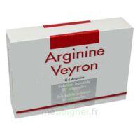 Arginine Veyron, Solution Buvable En Ampoule à BIAS