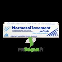 Normacol Lavement Enfants, Solution Rectale, Récipient Unidose à BIAS