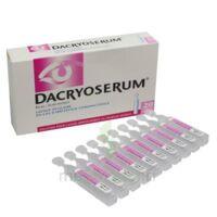 Dacryoserum Solution Pour Lavage Ophtalmique En Récipient Unidose 20unidoses/5ml à BIAS