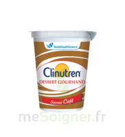 Clinutren Dessert Gourmand Nutriment Café 4cups/200g à BIAS