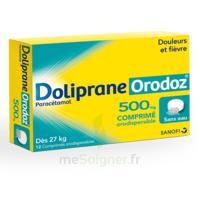 Dolipraneorodoz 500 Mg, Comprimé Orodispersible à BIAS