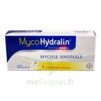 Mycohydralin 500 Mg, Comprimé Vaginal à BIAS