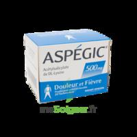 Aspegic 500 Mg, Poudre Pour Solution Buvable En Sachet-dose 20 à BIAS