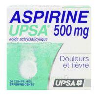 Aspirine Upsa 500 Mg, Comprimé Effervescent à BIAS