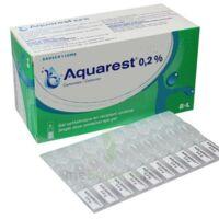 Aquarest 0,2 %, Gel Opthalmique En Récipient Unidose à BIAS