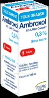 Ambroxol Eg Labo Conseil 0,3 Pour Cent Sans Sucre, Solution Buvable édulcorée Au Cyclamate De Sodium Et Au Sorbitol à BIAS