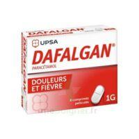 Dafalgan 1000 Mg Comprimés Pelliculés Plq/8 à BIAS
