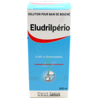 Eludrilperio 0,2 %, Solution Pour Bain De Bouche à BIAS
