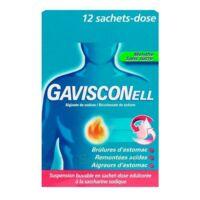 Gavisconell Suspension Buvable Sachet-dose Menthe Sans Sucre 12sach/10ml à BIAS