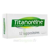 Titanoreine Suppositoires B/12 à BIAS