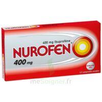 Nurofen 400 Mg Comprimés Enrobés Plq/12 à BIAS