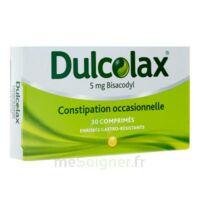 Dulcolax 5 Mg Comprimés Enrobés Gastro-résistants Plq/30 à BIAS