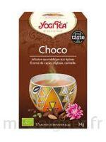 Yogi Tea Tisane AyurvÉdique Choco Bio 17sach/2g à BIAS