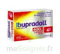 Ibupradoll 400 Mg Caps Molle Plq/10 à BIAS