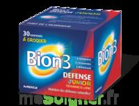 Bion 3 Défense Junior Comprimés à Croquer Framboise B/30 à BIAS