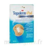 Tegaderm + Pad, 9 Cm X 10 Cm , Bt 10 à BIAS