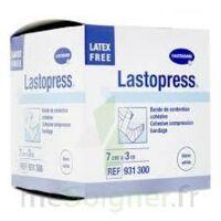 Lastopress® Bande De Compression Cohésive 10 Cm X 3,5 Mètres - Coloris Chair à BIAS