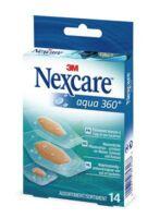 Nexcare Aqua 360° Pansements 3 Tailles B/14 à BIAS