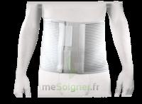 Stabilab Confort Ceinture Abdominale - Blanc H18cm T90 à BIAS