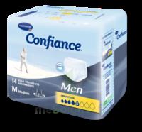 Confiance Men Slip Absorbant Jetable Absorption 5 Gouttes Medium Sachet/8 à BIAS