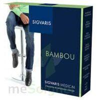 Sigvaris Bambou 2 Chaussette Homme Noir N Extra Extra Large à BIAS